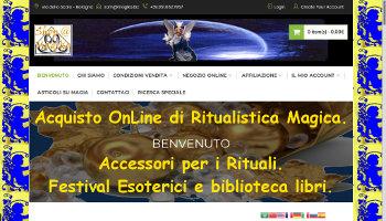 Vendita online di articoli esoterici e magici. Ritualistica e festival anno magico.